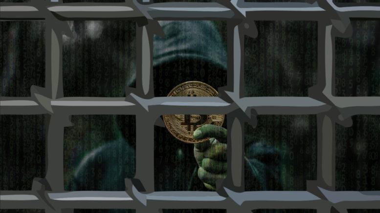 Обналичить биткоин
